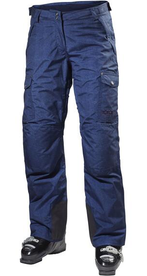 Helly Hansen W's Switch Cargo Pant Evening Blue Denim